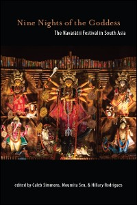 Cover Nine Nights of the Goddess