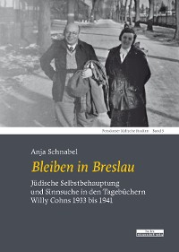 Cover Bleiben in Breslau