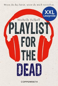 Cover XXL-Leseprobe: Playlist for the dead