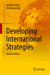Cover Developing International Strategies