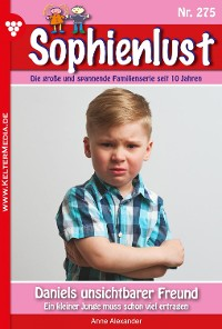 Cover Sophienlust 275 – Liebesroman