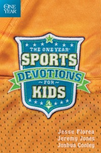 Cover One Year Sports Devotions for Kids