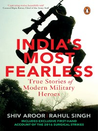 Cover INDIA'S MOST FEARLESS