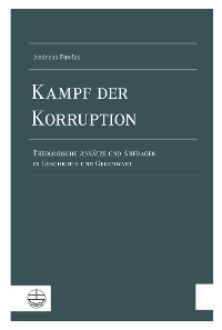 Cover Kampf der Korruption