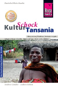 Cover Reise Know-How KulturSchock Tansania