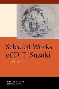 Cover Selected Works of D.T. Suzuki, Volume I