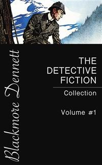 Cover The Detective Fiction Collection - Volume #1