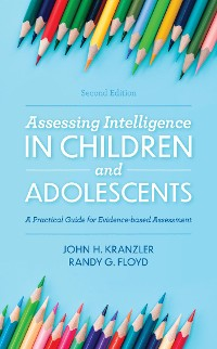 Cover Assessing Intelligence in Children and Adolescents