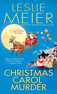 Cover Christmas Carol Murder