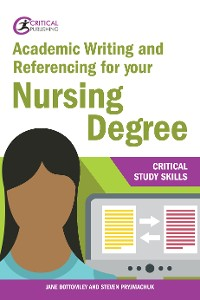 Cover Academic Writing and Referencing for your Nursing Degree