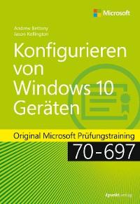 Cover Konfigurieren von Windows 10-Geräten