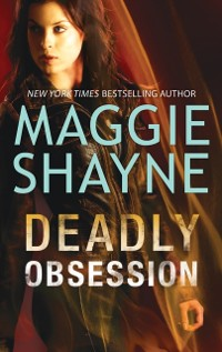Cover Deadly Obsession (A Brown and de Luca Novel, Book 5)