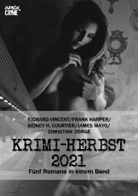 Cover APEX KRIMI-HERBST 2021
