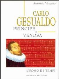 Cover Carlo Gesualdo Principe di Venosa