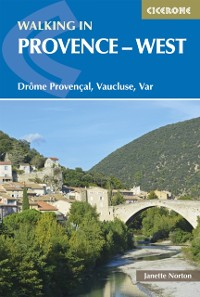 Cover Walking in Provence - West