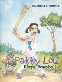 Cover Patty Lou Plays Baseball