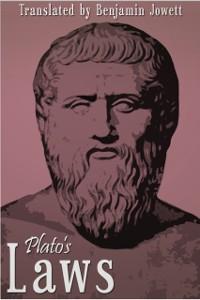 Cover Plato's Laws