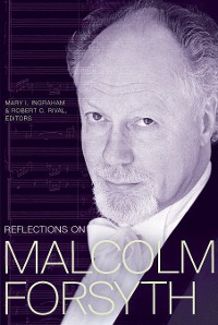 Cover Reflections on Malcolm Forsyth