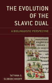 Cover The Evolution of the Slavic Dual