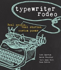 Cover Typewriter Rodeo