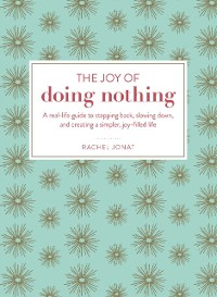 Cover Joy of Doing Nothing