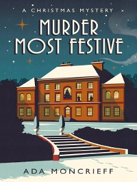 Cover Murder Most Festive