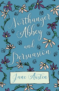Cover Northanger Abbey - Persuasion