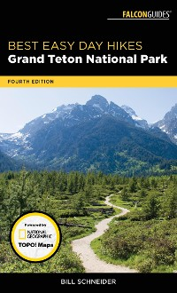 Cover Best Easy Day Hikes Grand Teton National Park