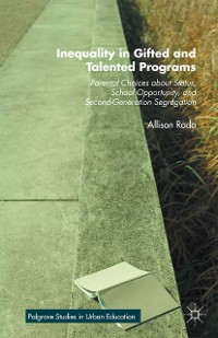 Cover Inequality in Gifted and Talented Programs