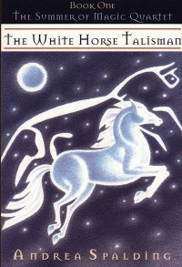 Cover The White Horse Talisman