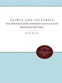 Cover Saints and Sectaries