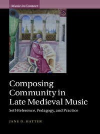 Cover Composing Community in Late Medieval Music