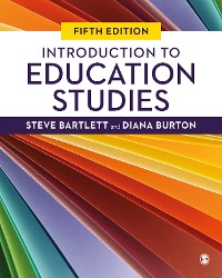 Cover Introduction to Education Studies
