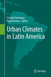 Cover Urban Climates in Latin America
