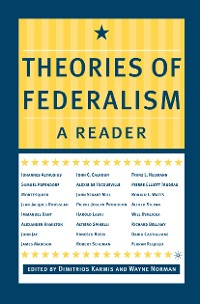 Cover Theories of Federalism