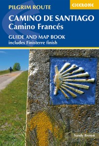Cover Camino de Santiago: Camino Frances