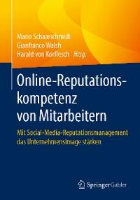 Cover Online-Reputationskompetenz von Mitarbeitern
