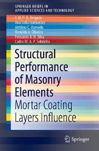 Cover Structural Performance of Masonry Elements
