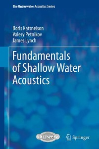 Cover Fundamentals of Shallow Water Acoustics