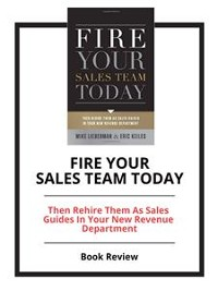 Cover Fire Your Sales Team Today