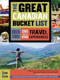 Cover The Great Canadian Bucket List