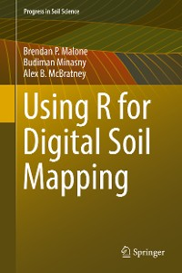 Cover Using R for Digital Soil Mapping