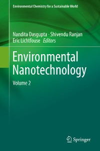 Cover Environmental Nanotechnology
