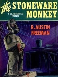 Cover The Stoneware Monkey