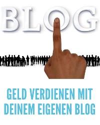 Cover Geld verdienen mit deinem eigenen Blog