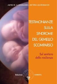 Cover Testimonianze sulla sindrome del gemello scomparso