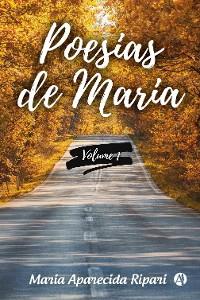 Cover Poesias de Maria