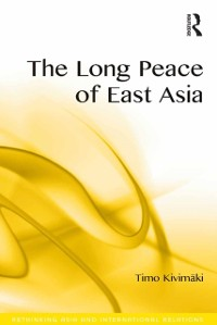 Cover Long Peace of East Asia