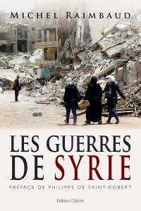 Cover Les Guerres de Syrie