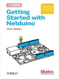 Cover Getting Started with Netduino